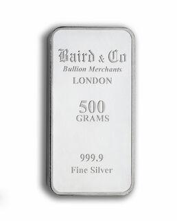 AgBar500gr